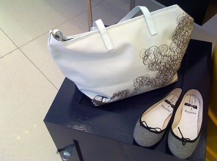 Colette x Gap x Repetto Shoes & Bag