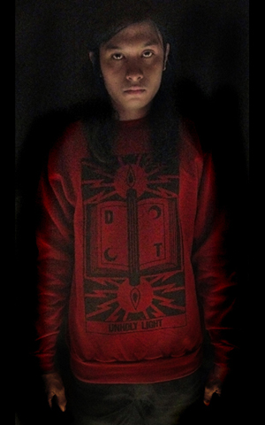 Death Traitors - Fall / Winter 2008 - Unholy Light Crewneck Sweat