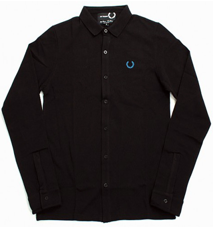 Fred Perry x Raf Simmons Long Sleeve Polo