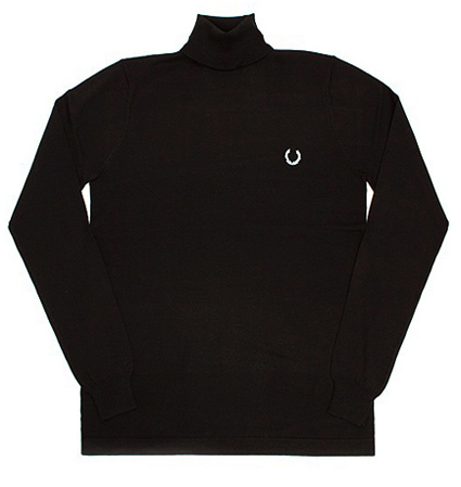Fred Perry x Raf Simmons Turtleneck