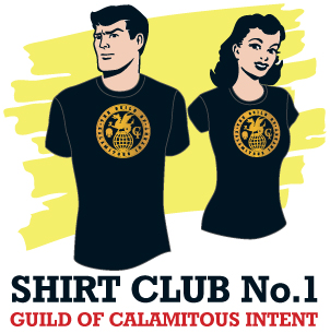 Venture Bros Guild Of Calamitous Intent